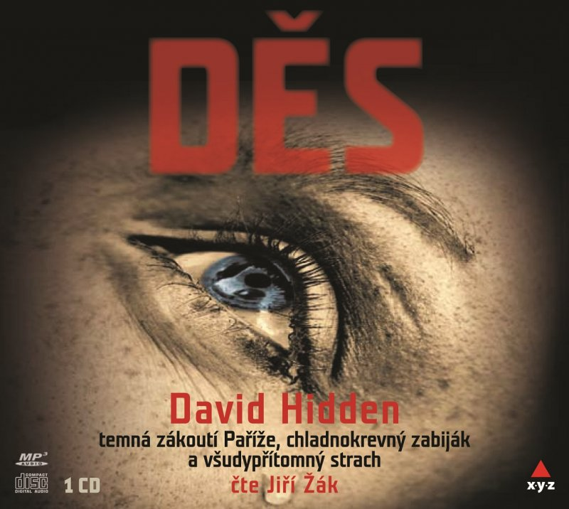 Děs - David Hidden